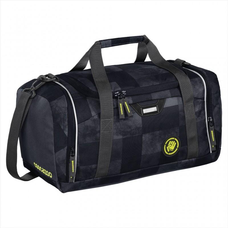 Coocazoo SPORTERPORTER Sportovní taška 42cm - Mamor Check