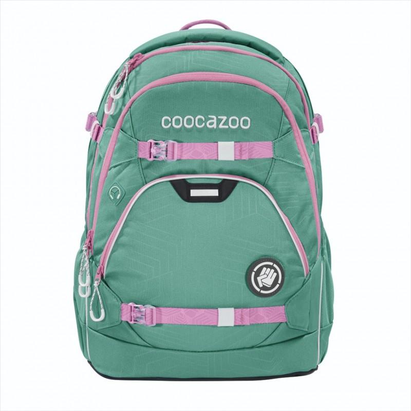 Coocazoo SCALERALE Školní batoh od 3.třídy - Springman, certifikát AGR
