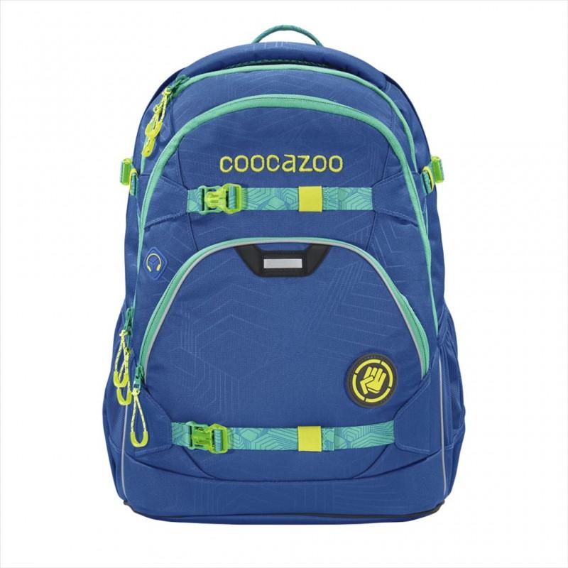 Coocazoo SCALERALE Školní batoh od 3.třídy - Waveman, certifikát AGR