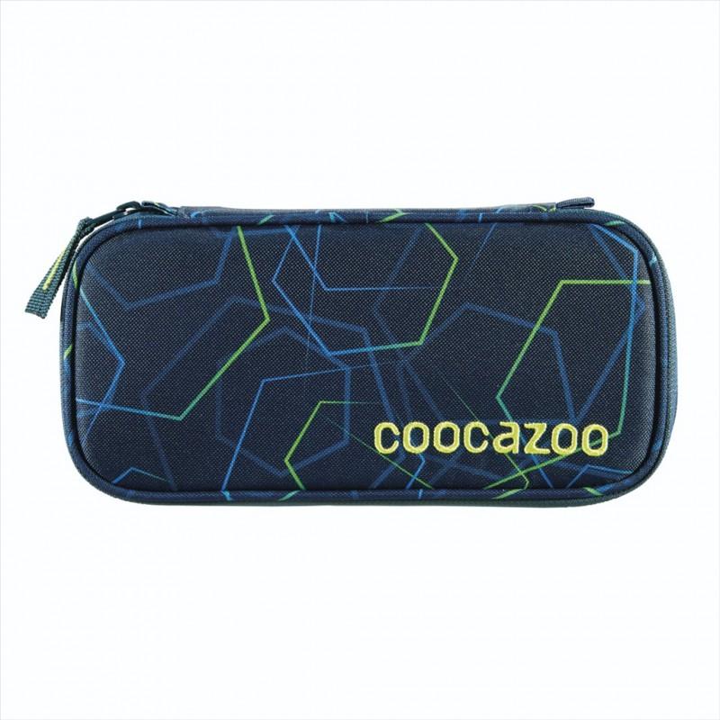 Coocazoo ŠKOLNÍ PENÁL - Laserbeam Blue