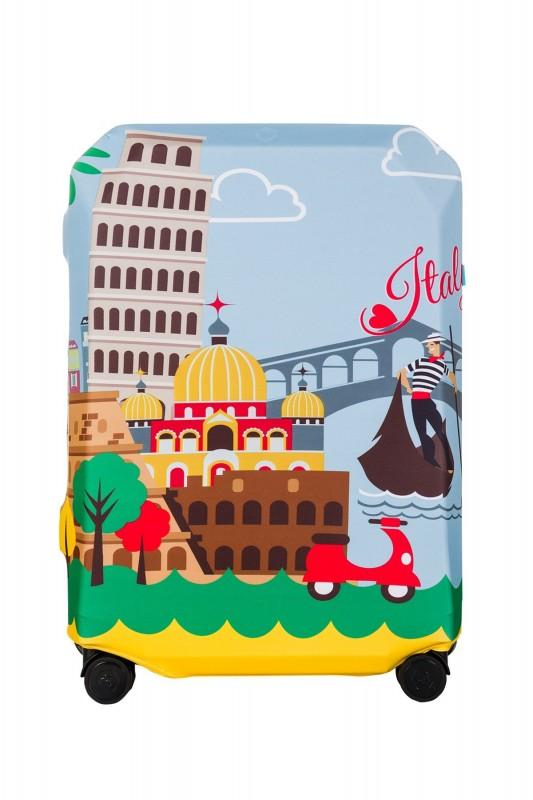 BG Berlin HUG COVER Obaly na kufr, vel. M - vzor Italy