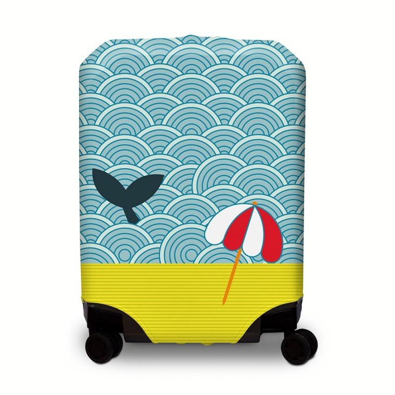 BG Berlin HUG COVER Obaly na kufr, vel. S - vzor Light Whale
