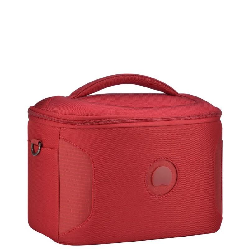 Delsey U-LITE Kosmetická taška (Red)