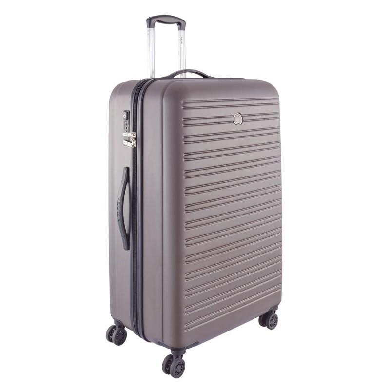Delsey SEGUR Velký cestovní kufr 4w 81 cm (Chestnut)