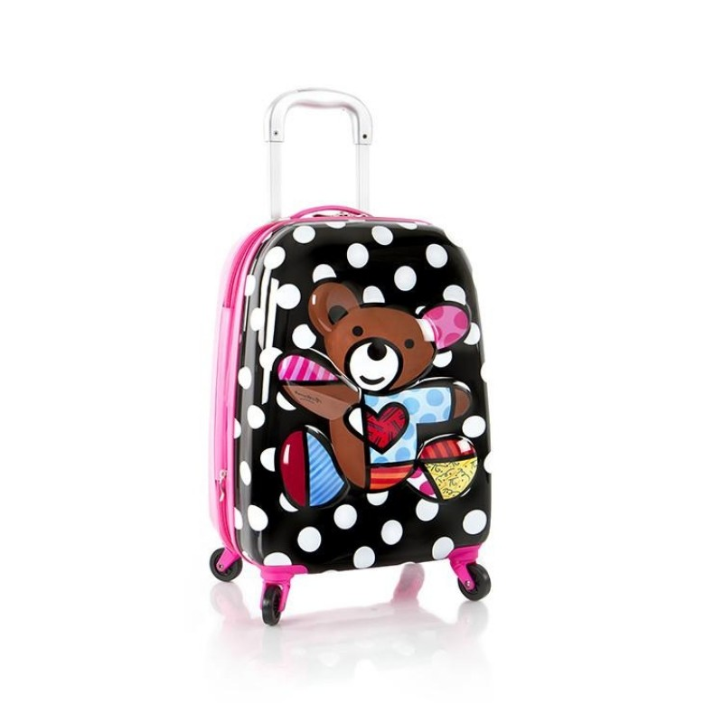 Heys BRITTO TWEEN Spinner 3D Teddy Bear