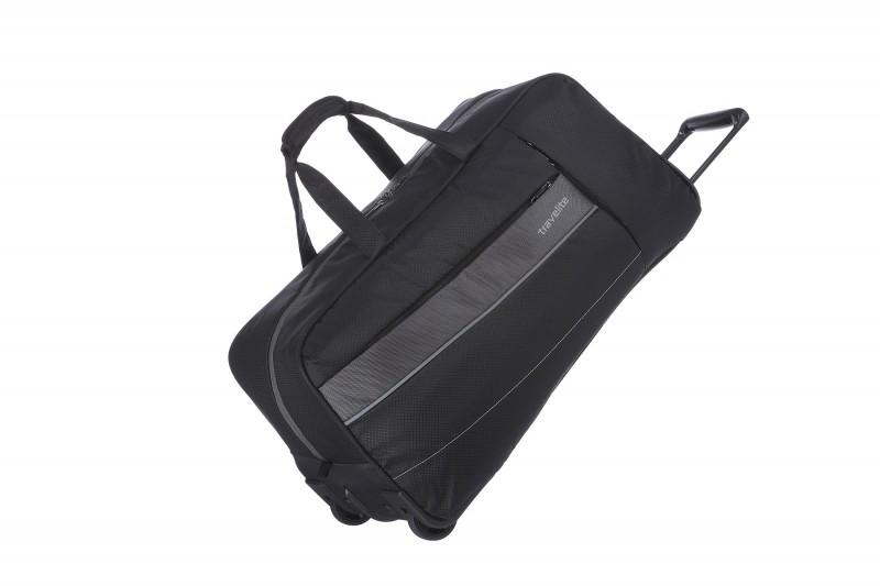 Travelite KITE Nejlehčí cestovní taška na kolečkách (Black)