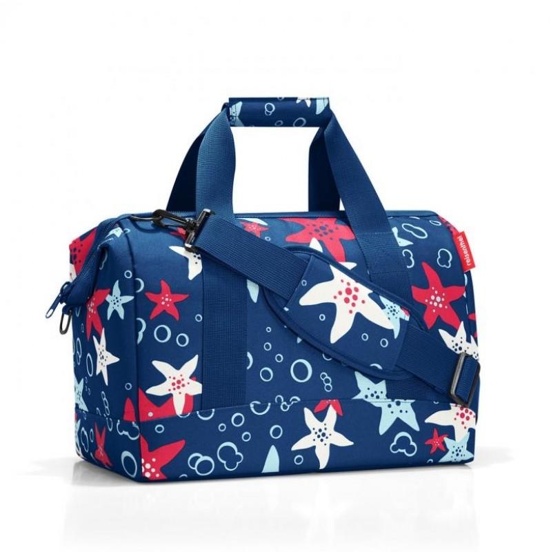 Reisenthel ALLROUNDER Cestovní taška přes rameno, M (Aquarius)
