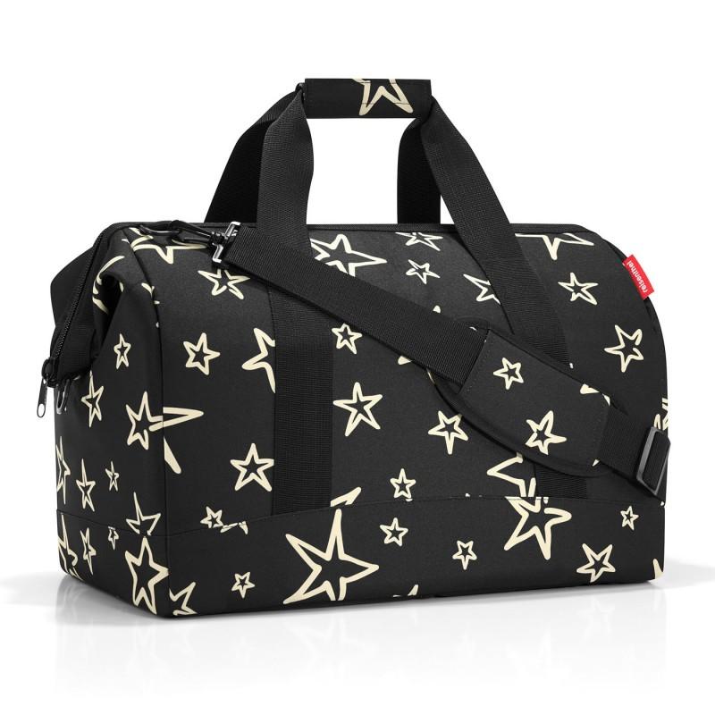Reisenthel ALLROUNDER Cestovní taška přes rameno, L (Stars)