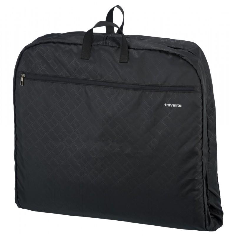 Travelite MOBILE Textilní skládací obal na oblek (Black)