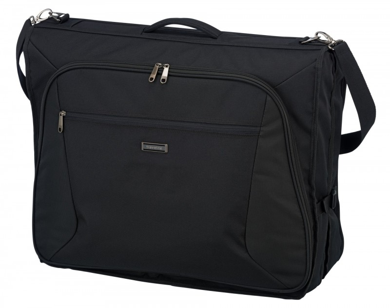Travelite MOBILE Textilní brašna na oblek (Black)