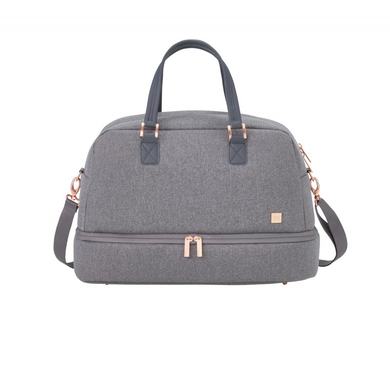 Titan BARBARA Elegantní dámská cestovní taška (Grey)