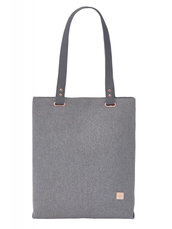 Titan BARBARA Elegantní dámská kabelka (Grey)