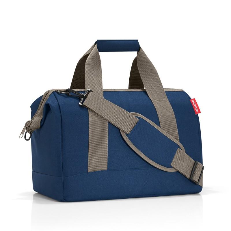 Reisenthel ALLROUNDER Cestovní taška přes rameno, M (Dark Blue)