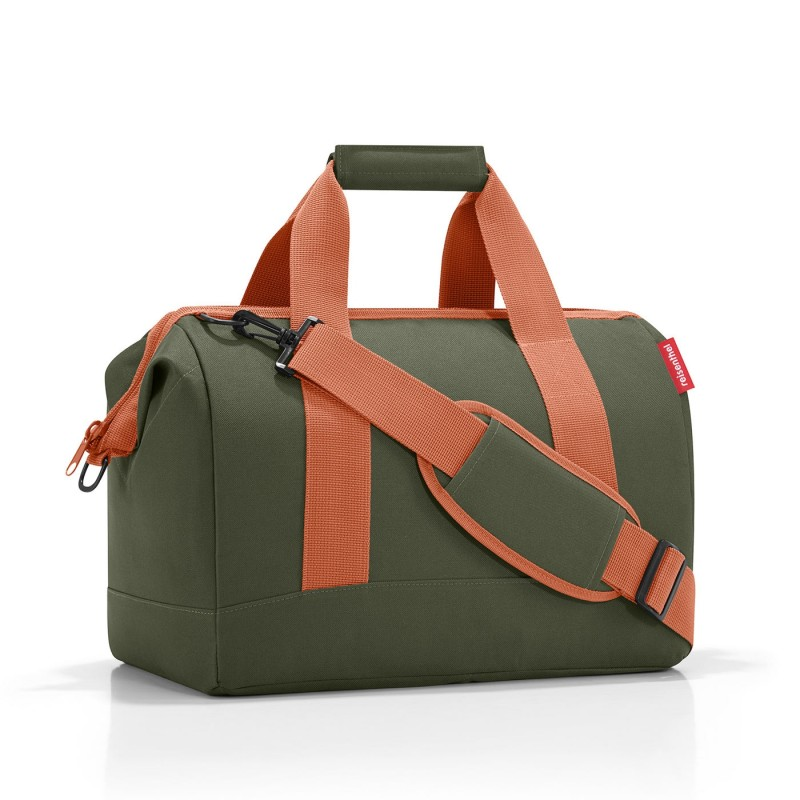 Reisenthel ALLROUNDER Cestovní taška přes rameno, M (Urban Forrest)