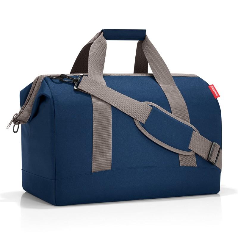 Reisenthel ALLROUNDER Cestovní taška přes rameno, L (Dark blue)