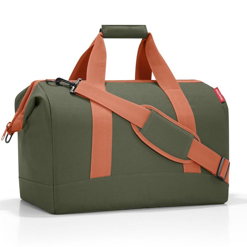 Reisenthel ALLROUNDER Cestovní taška přes rameno, L (Urban Forrest)