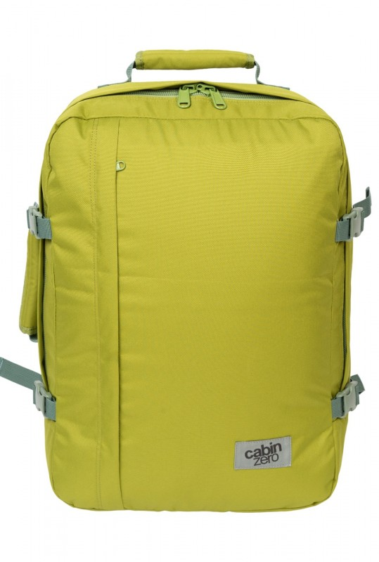 CabinZero CLASSIC ULTRA-LIGHT Odlehčený batoh 44 l (Sagano Green)