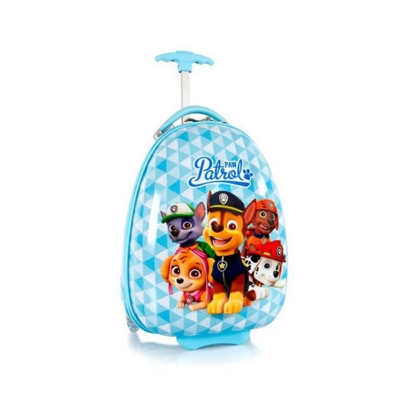 Heys KIDS Dětský kufr, motiv Paw Patrol 2w Blue