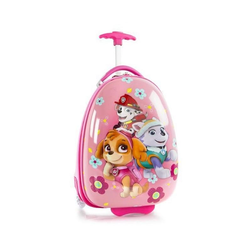 Heys KIDS Dětský kufr, motiv Paw Patrol 2w Pink