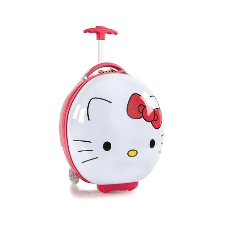 Heys KIDS Dětský kufr, motiv Hello Kitty