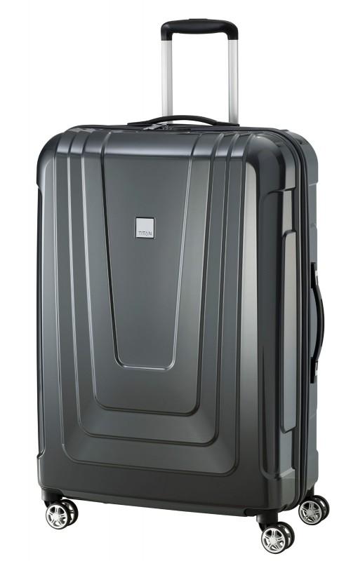 Titan X-RAY Extra lehký skořepinový kufr 77cm (Dark Stone)
