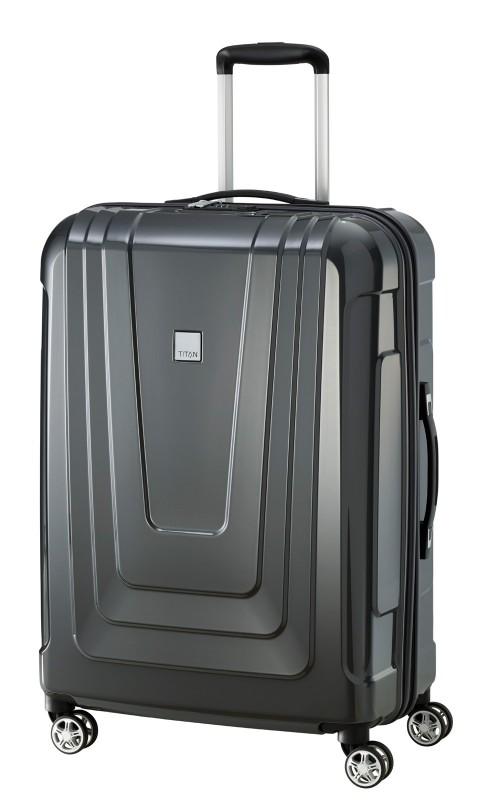 Titan X-RAY Extra lehký skořepinový kufr 72cm (Dark Stone)