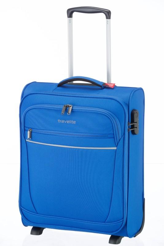 Travelite CABIN Textilní palubní kufr 2w (Royal Blue)