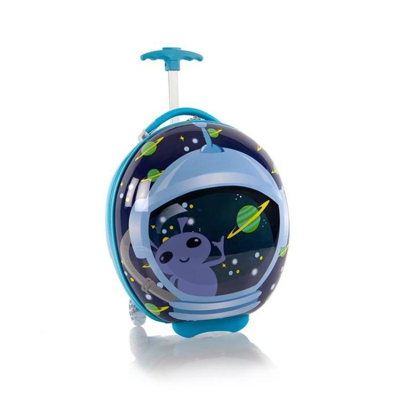 Heys KIDS Dětský kufr, motiv Outer Space
