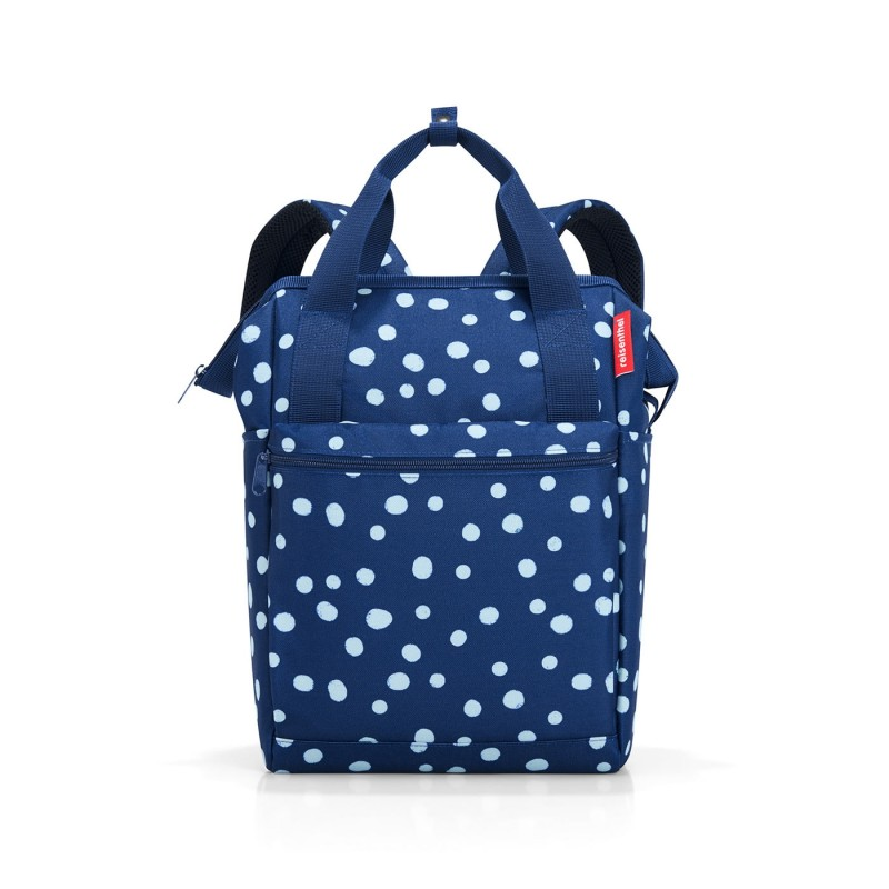 Reisenthel ALLROUNDER Praktická taška a batoh 12L - Spots Navy
