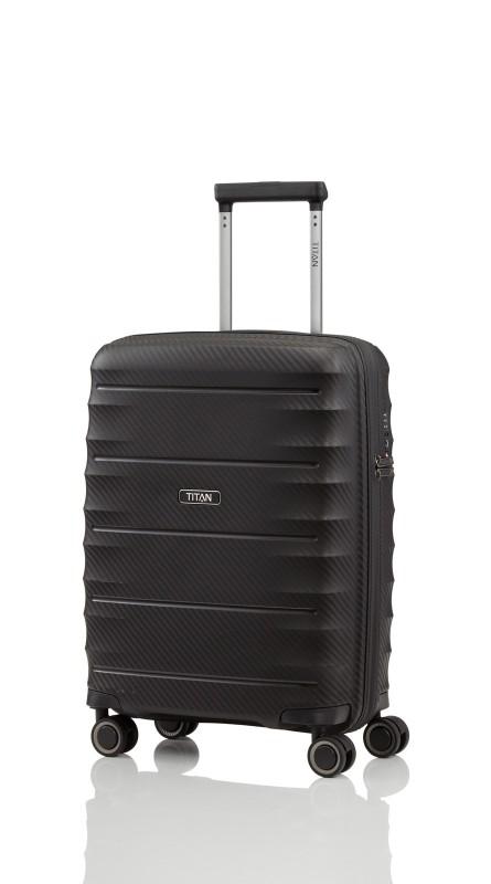 Titan HIGHLIGHT Palubní kufr 55 cm (Black)