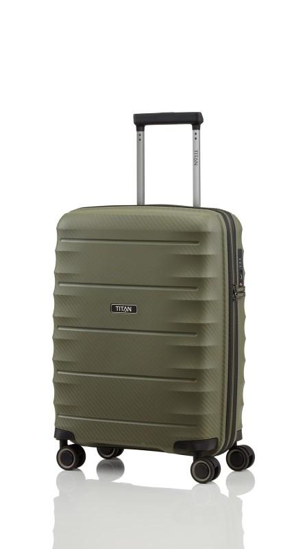 Titan HIGHLIGHT Palubní kufr 55 cm (Khaki)