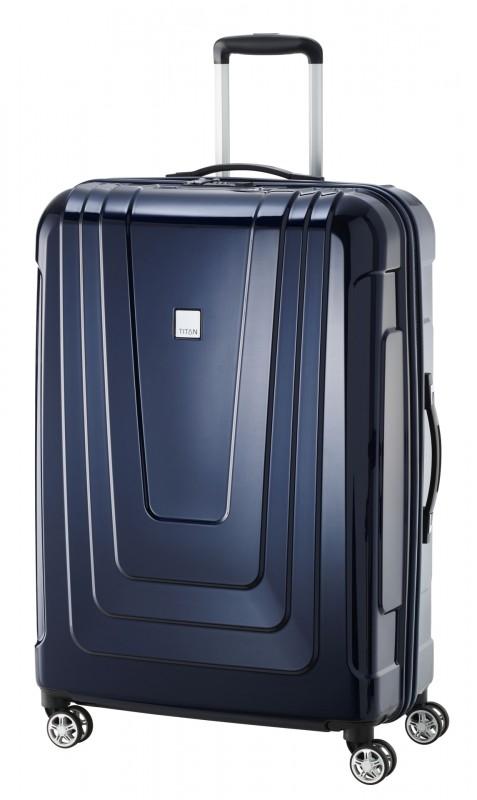 Titan X-RAY Extra lehký skořepinový kufr 77cm (Space Blue)