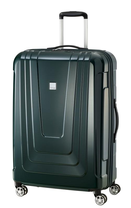 Titan X-RAY Extra lehký skořepinový kufr 77cm (Racing Green)