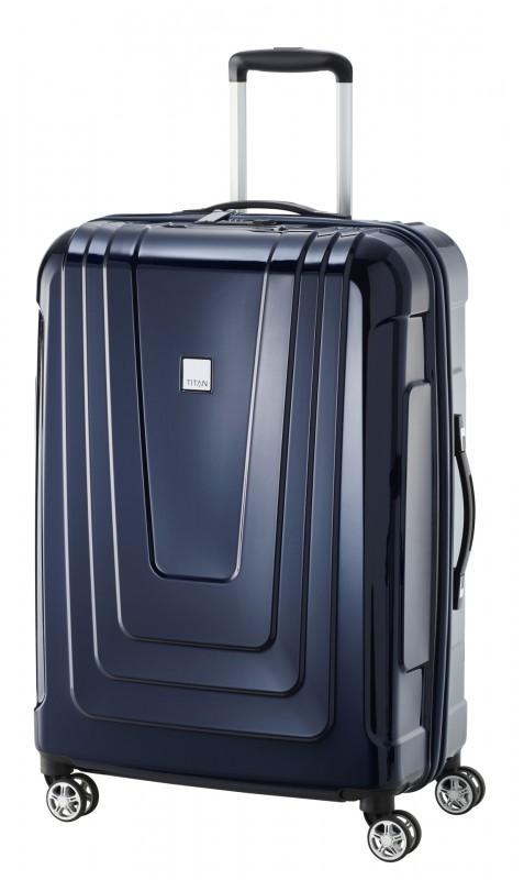 Titan X-RAY Extra lehký skořepinový kufr 72cm (Space Blue)