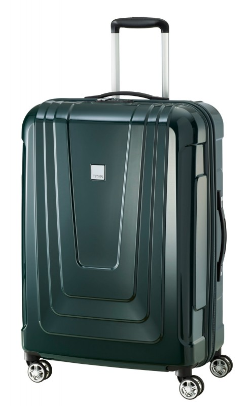 Titan X-RAY Extra lehký skořepinový kufr 72cm (Racing Green)