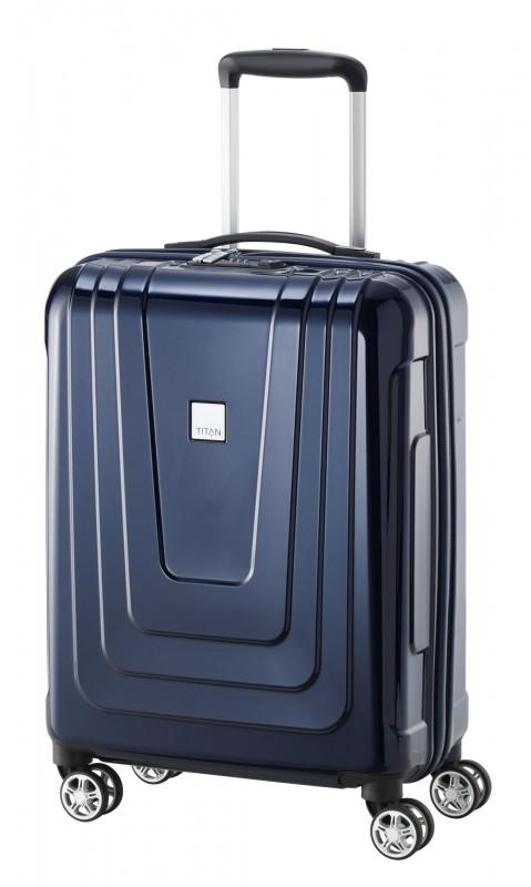 Titan X-RAY Palubní extra lehký skořepinový kufr 55cm (Space Blue)