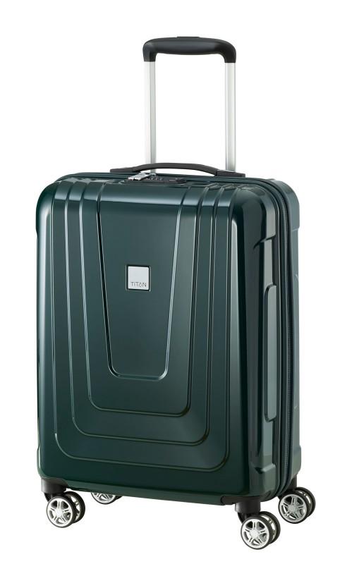 Titan X-RAY Palubní extra lehký skořepinový kufr 55cm (Racing Green)