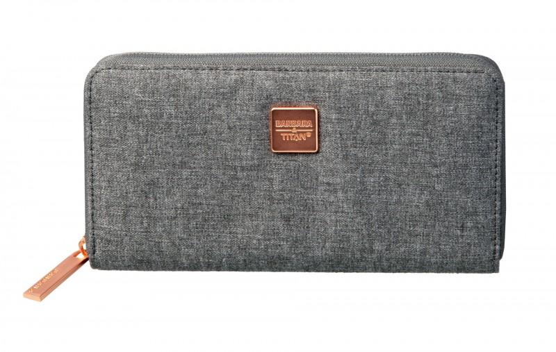 Titan BARBARA Dámská peněženka (Grey)