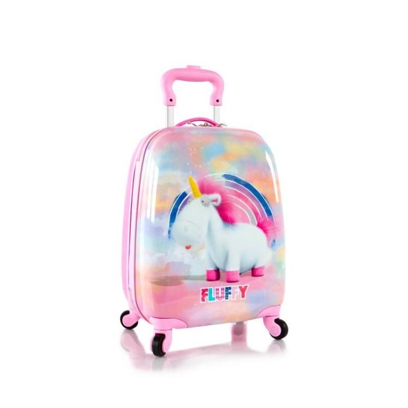 Heys KIDS Dětský kufr, motiv Fluffy