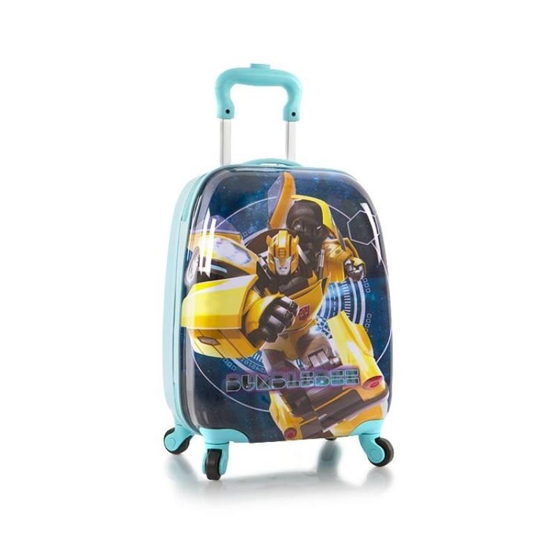 Heys KIDS Dětský kufr, motiv Transformer