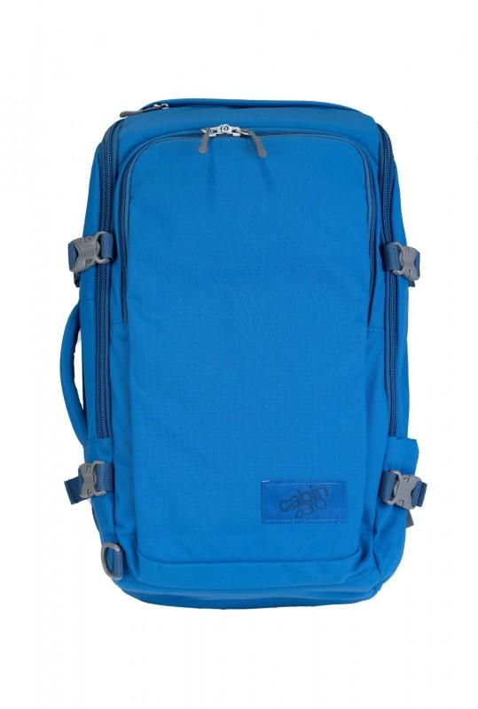 CabinZero ADVENTURE PRO Palubní batoh 32 litrů (Atlantic Blue)
