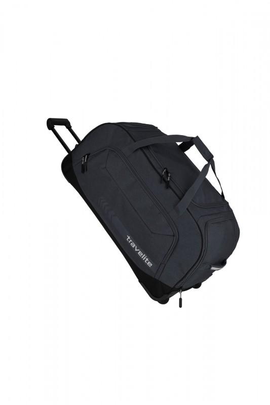 Travelite KICK-OFF Cestovní taška na kolečkách 77 cm, XL (Anthracite)