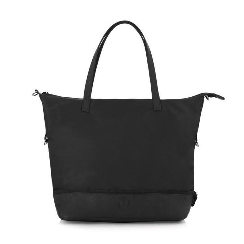 Heys HILITE ZIP Skládací dámská kabelka (Black)