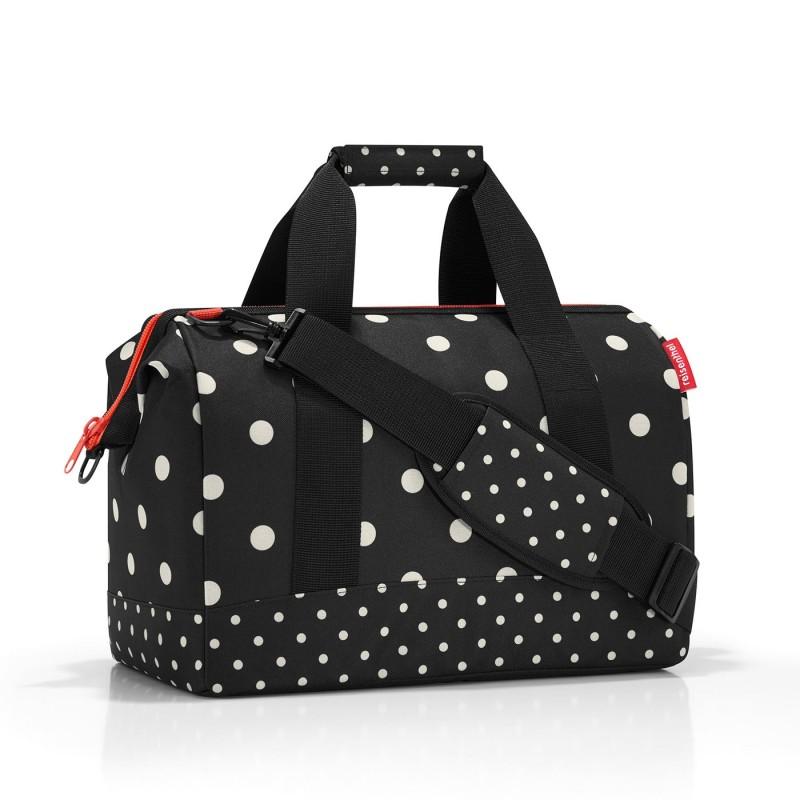 Reisenthel ALLROUNDER Cestovní taška přes rameno, M (Mixed Dots)