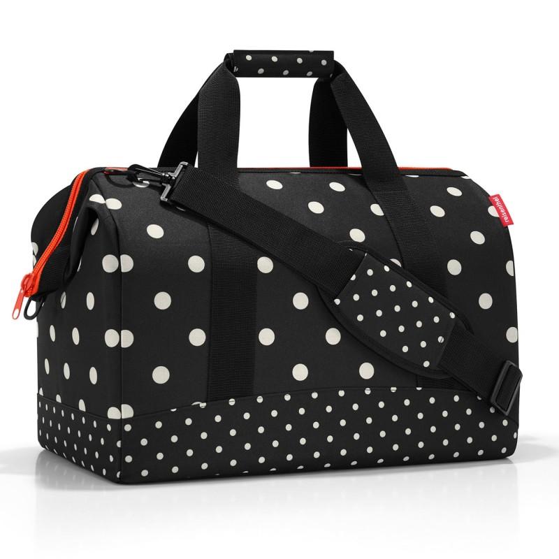 Reisenthel ALLROUNDER Cestovní taška přes rameno, L (Mixed Dots)