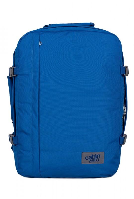 CabinZero CLASSIC ULTRA-LIGHT Odlehčený batoh 44 l (Jodhpur Blue)
