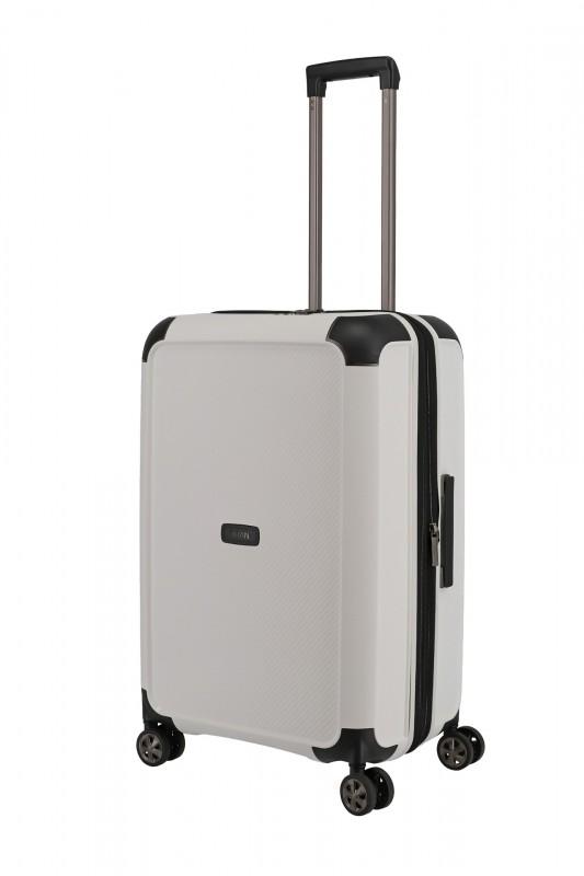 Titan COMPAX Luxusní skořepinový kufr 67 cm (White)
