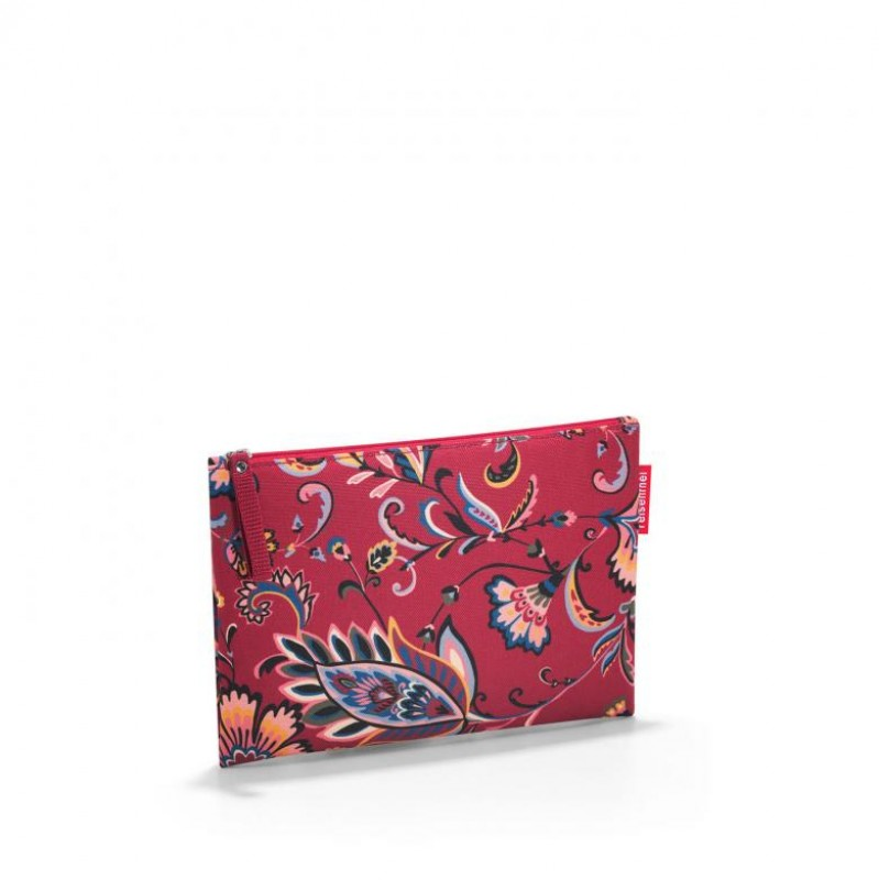 Reisenthel CASE 1 Univerzální kapsička - Paisley Ruby