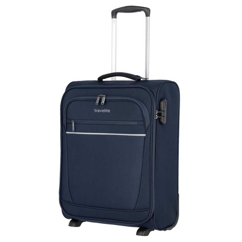 Travelite CABIN Textilní palubní kufr 2w (Navy)