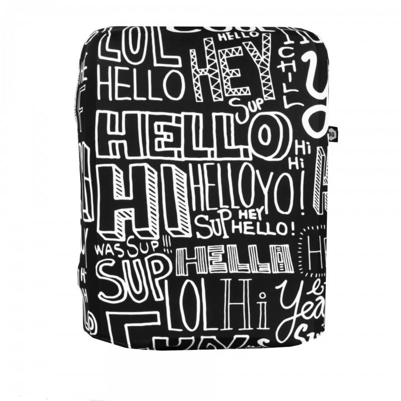 BG Berlin HUG COVER Obaly na kufr, vel. M - vzor Wassup